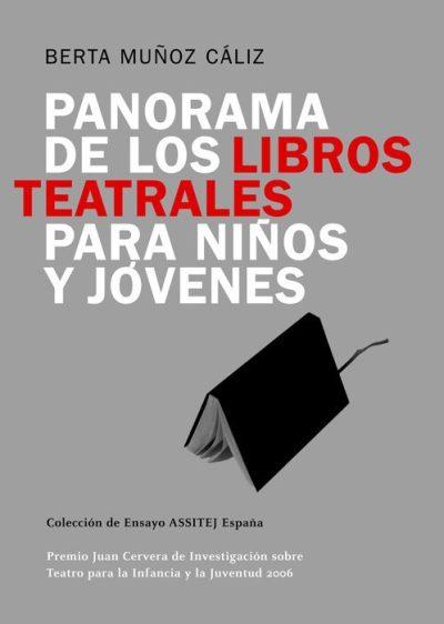 PANORAMA DE LOS LIBROS TEATRALES PARA NIÑOS Y JÓVENES